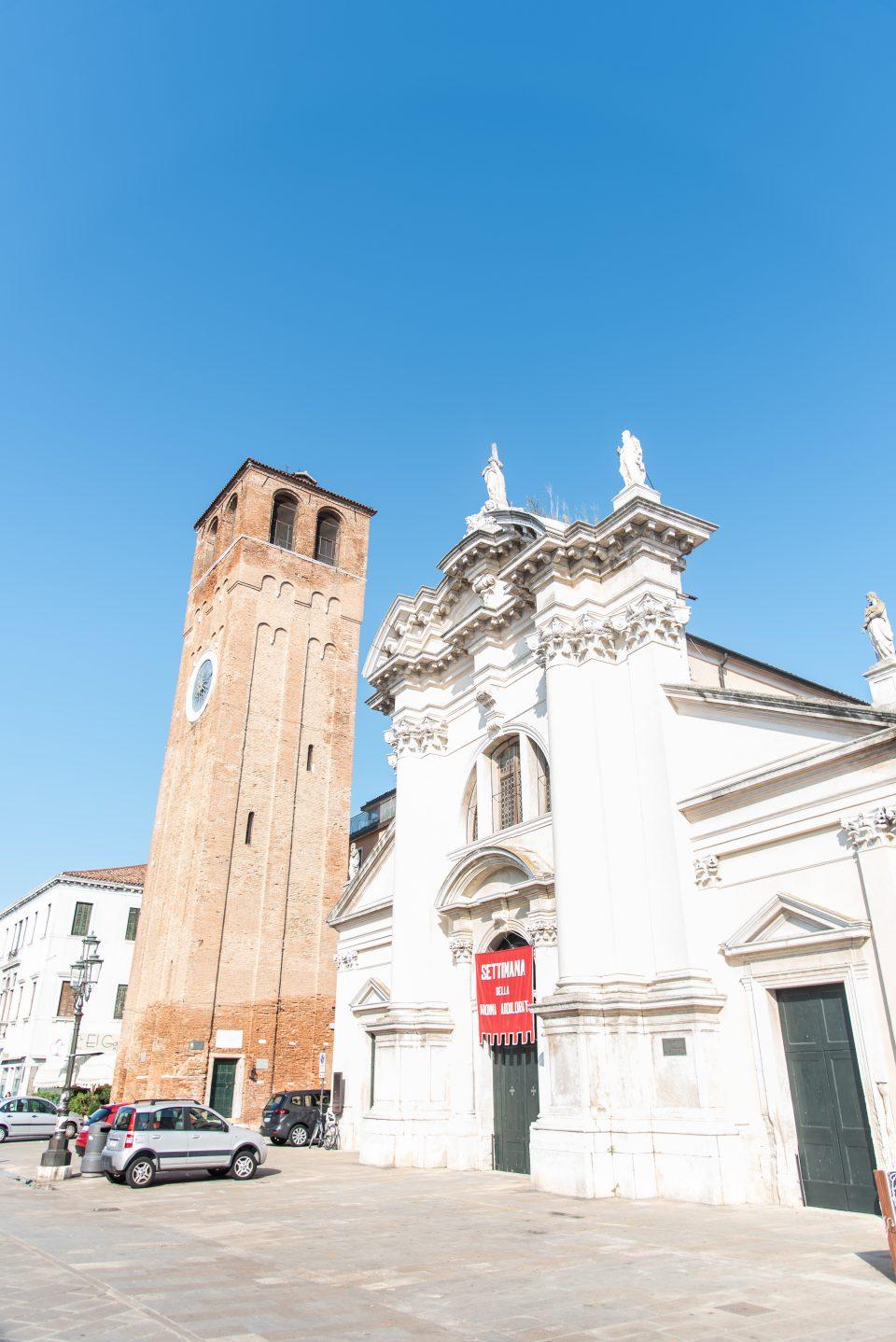 Torre dell'orologio - Chioggia - cosa vedere a chioggia - istanti in viaggio - torre di sant'andrea