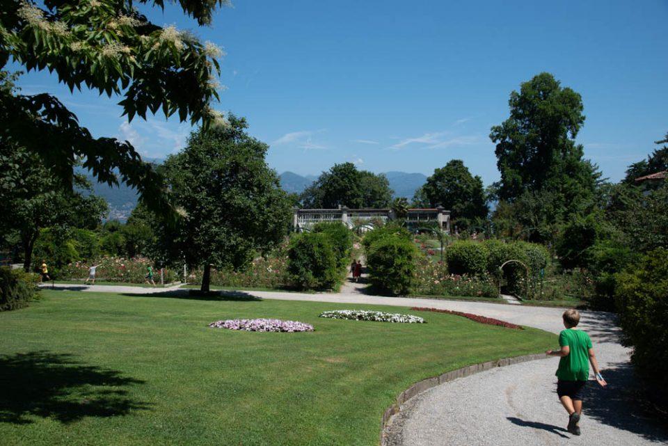 Villa pallavicino - parco pallavicino - stresa - lago maggiore