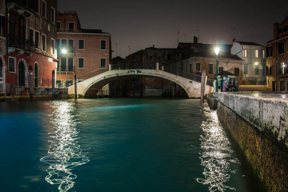 Venezia - Lunga esposizione venezia - due giorni a Venezia