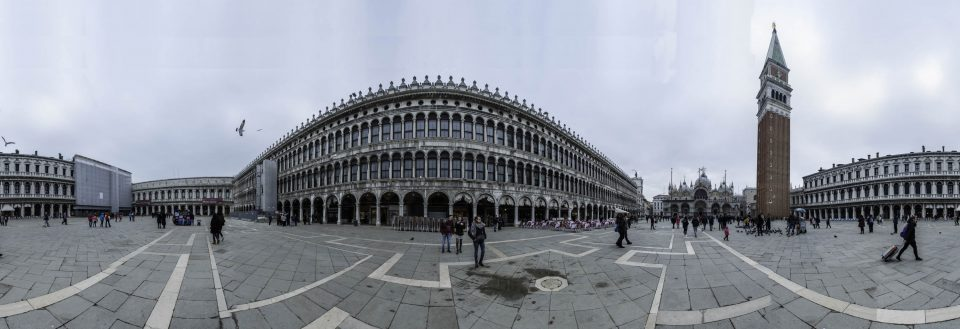 Venezia - San Marco Panoramica - due giorni a Venezia