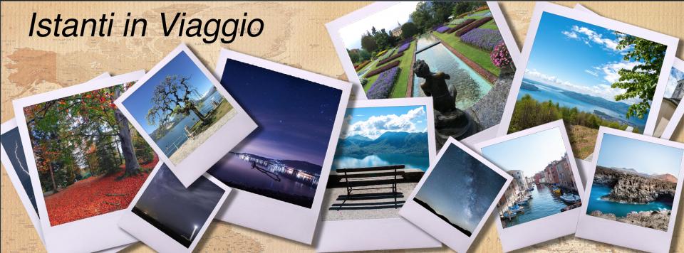 Copertina Istanti In Viaggio  - Media Kit - istanti in viaggio