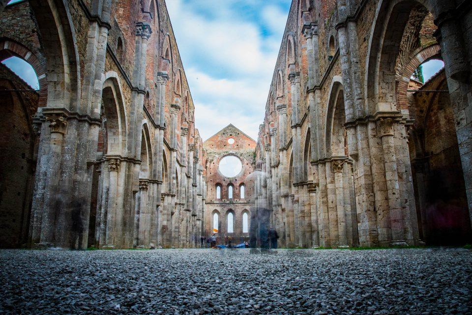 San Galgano - Istanti in viaggio - dintorni di siena - siena e dintorni - Istanti in viaggio - siena - cosa vedere a San Galgano