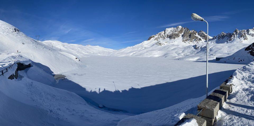 Lago Toggia - lago maggiore in inverno - istanti in viaggio - escursioni lago maggiore