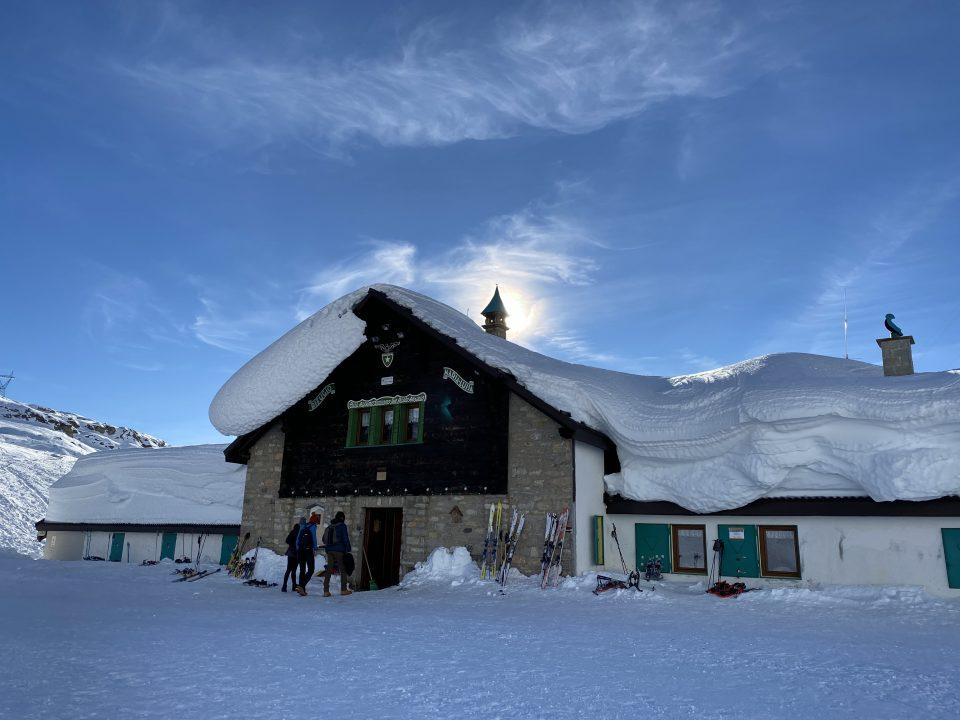 Rifugio Maria Luisa - lago maggiore in inverno - istanti in viaggio - escursioni lago maggiore