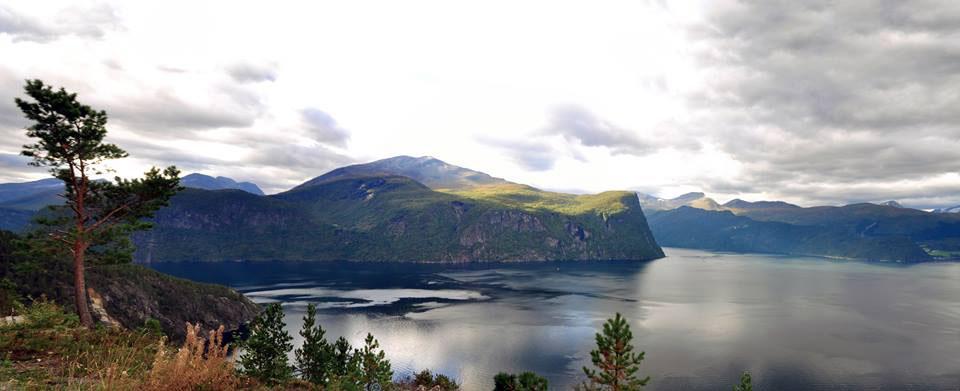 Viaggio in Norvegia, viaggiare in Norvegia, Møre og Rumsdal, panorama norvegese