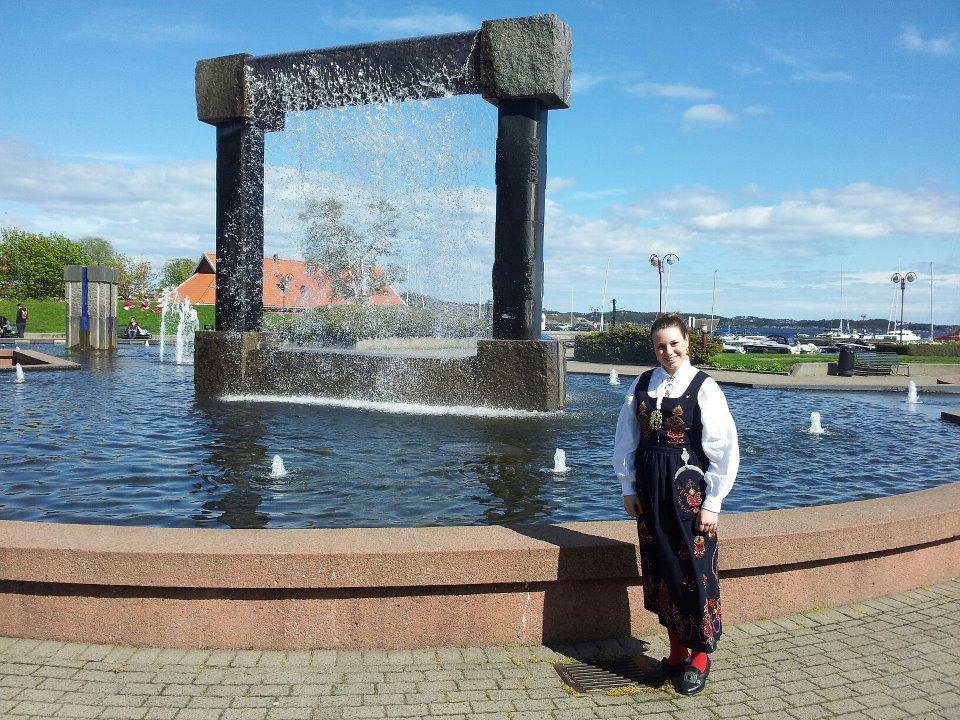 Viaggio in Norvegia, viaggiare in Norvegia, bunad norvegese