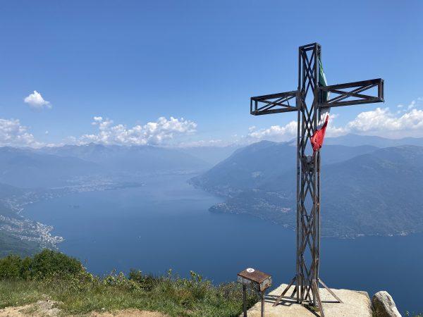 Monte Giove sul Lago Maggiore